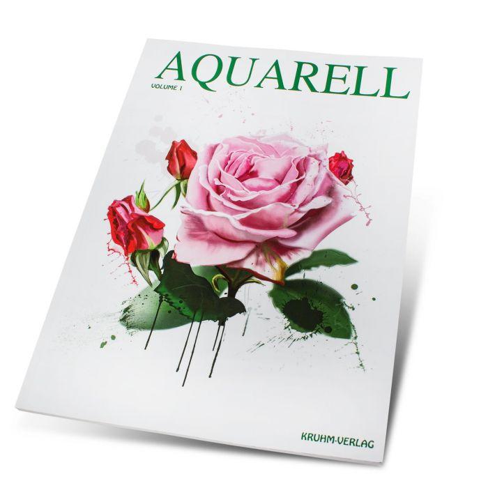 """Książka: """"Aquarell"""" - tom 1"""