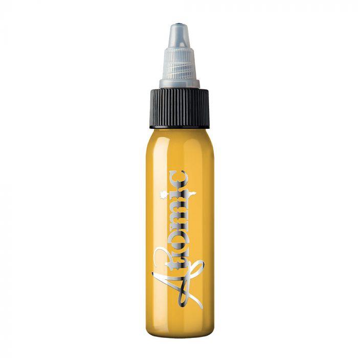 Farba do tatuażu Atomic Sicily Yellow 30ml