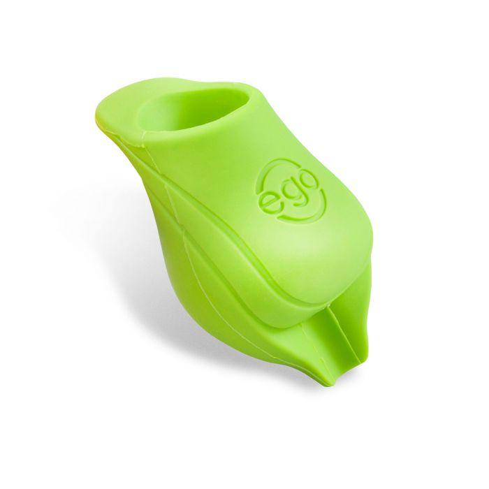 Pakiet 2 silikonowych nakładek na rury EGO Biogrip, kolor: zielony
