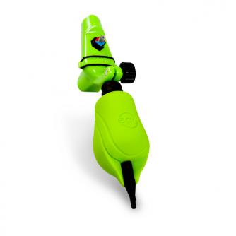 Pakiet 2 silikonowych nakładek na rury EGO Biogrip (bez przedłużki ochronnej) in Green - rury do fi 19MM