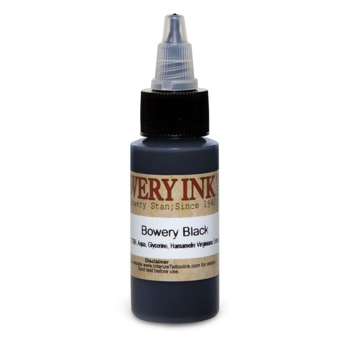 Intenze Bowery Ink by Stan Moskowitz Black 30ml