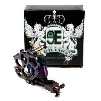 Maszynka do tatuażu Emillion Knuckle Duster (Produkcja NL) - Shader