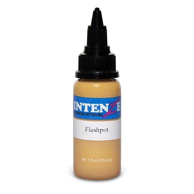 Farba do tatuażu Intenze New Original Fleshpot 30ml