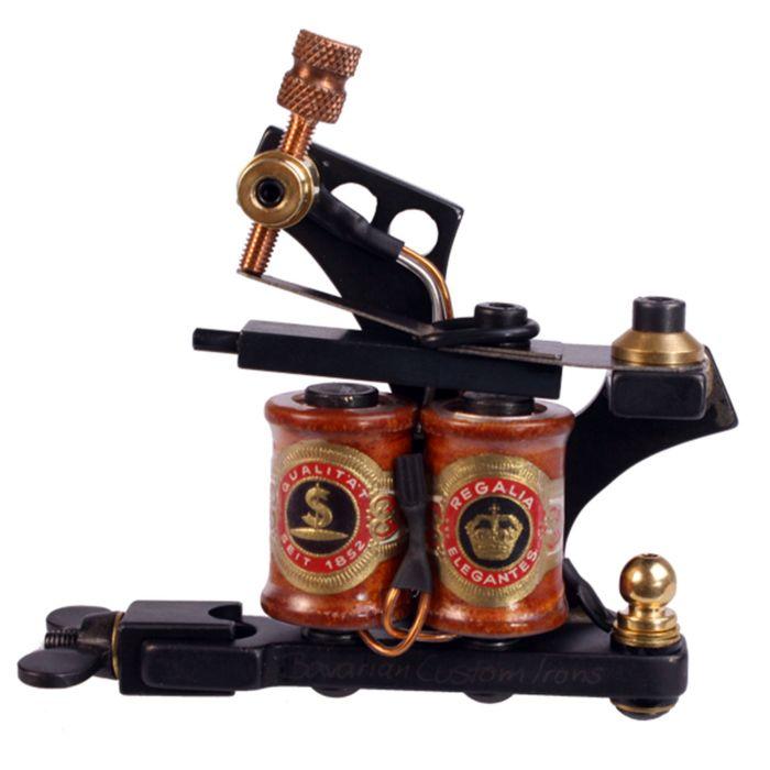 Maszynka do tatuażu Bavarian Custom Irons Morphosica - Power Liner