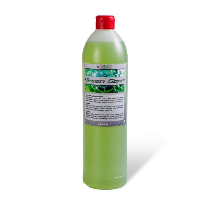 Zielone mydło - Green Soap Cyber - butelka 1l