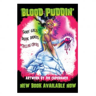 """Książka: """"Blood Puddin"""", Joe Capobianco"""