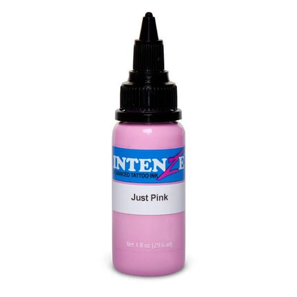 Intenze Ink Pastel Just Pink (wcześniej Carols Pink) 30 ml (1 oz)
