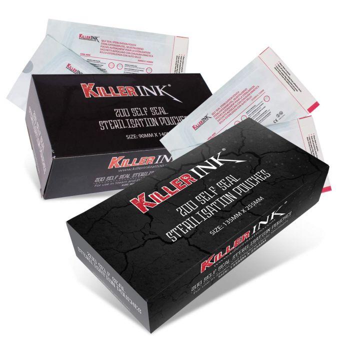 Samoprzylepne woreczki do sterylizacji Killer Ink, 200 szt.