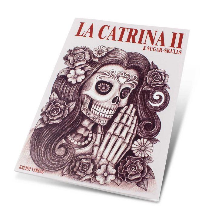 """Książka: """"La Catrina II & Sugar Skulls"""""""