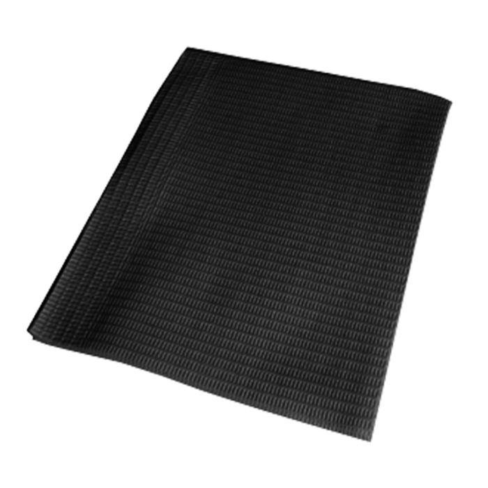 Podkłady higieniczne, kolor: czarny - 500 szt.