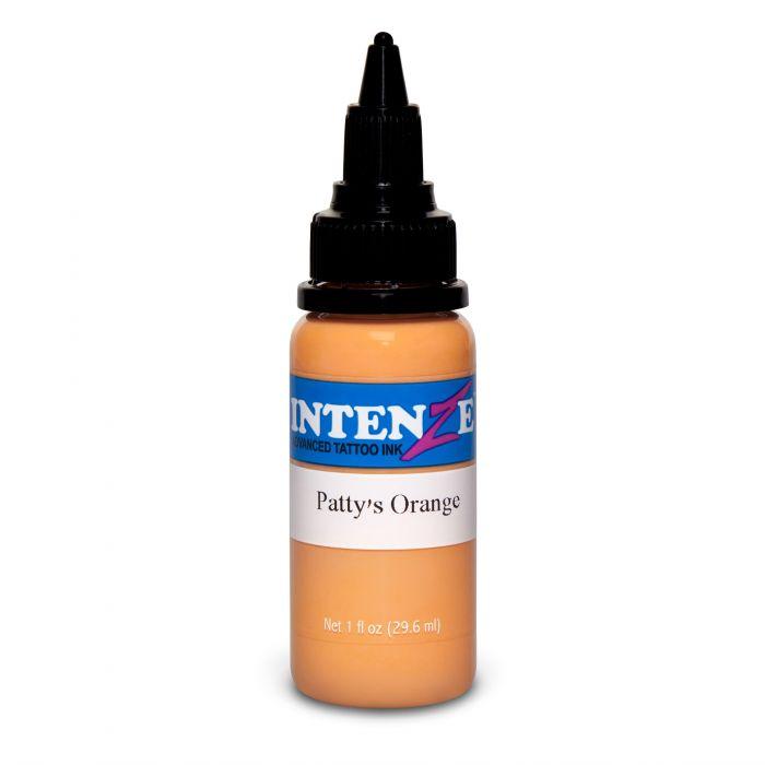 Farba do tatuażu Intenze Patty's Orange 30ml