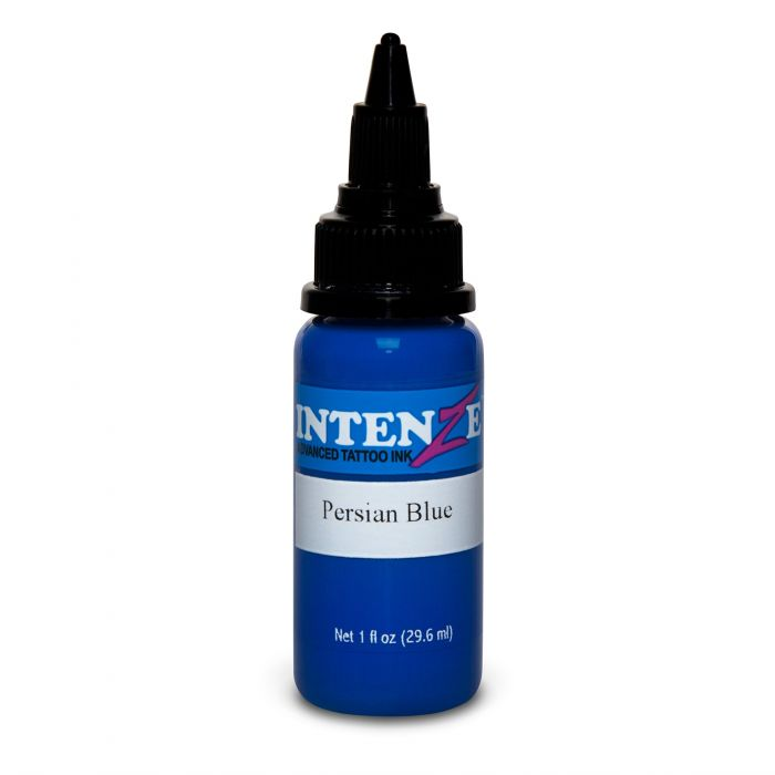 Farba do tatuażu Intenze Persian Blue 30ml