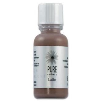 Farba do makijażu permanentnego Pure Colours Latte 15ml