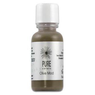 Farba do makijażu permanentnego Pure Colours Olive Mod 15ml