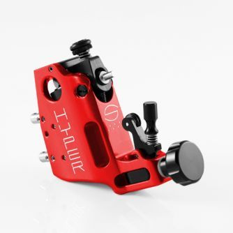 Maszynka do tatuażu Stigma-Rotary® Hyper V3 - kolor: czerwony