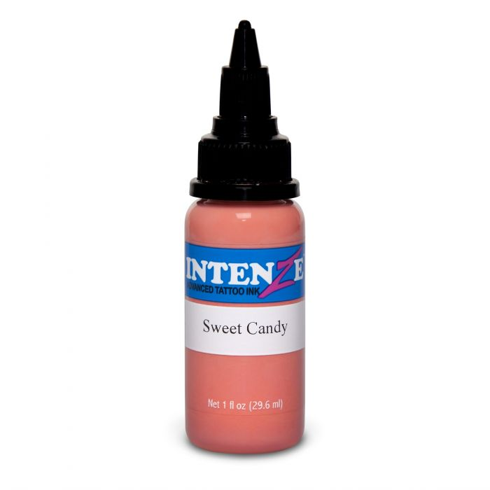 Farba do tatuażu Intenze Sweet Candy 30ml