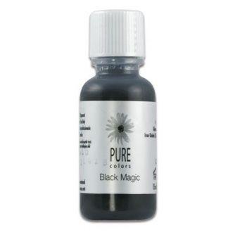 Farba do makijażu permanentnego Pure Colours Black Magic 15ml