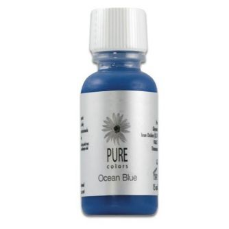 Farba do makijażu permanentnego Pure Colours Ocean Blue 15ml