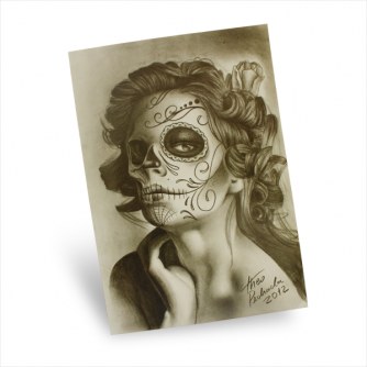Flash - Theo Pedrada - Day of The Dead (8 ark.)