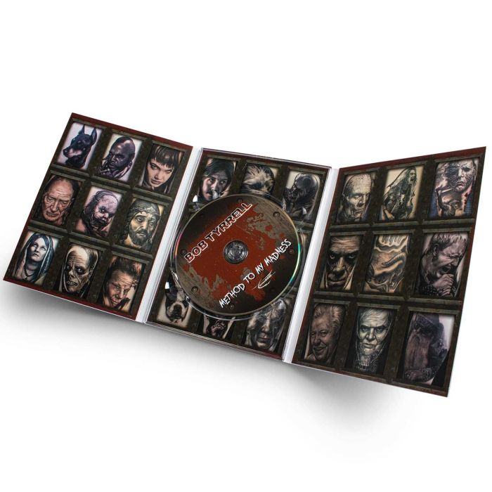 DVD: Bob Tyrrell - Method To My Madness