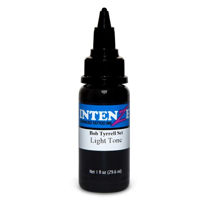 Farba do tatuażu Intenze Bob Tyrrell Light Tone 30ml