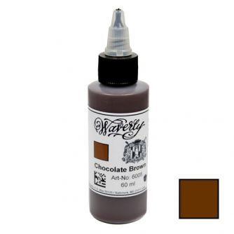 Farba WAVERLY Color Company Chocolate Brown 60ml (2oz)