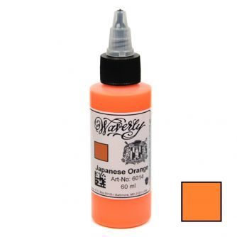 Farba WAVERLY Color Company Japanese Orange 60ml (2oz)
