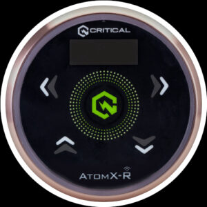 Critical Atom X-R & CXP19 Wireless Combo
